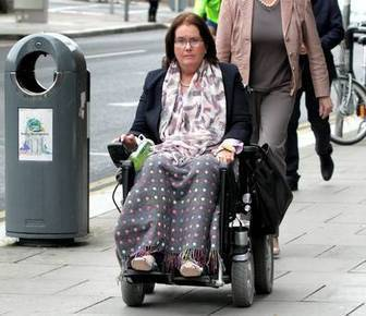 Trainer Deirdre Bourns confined to a wheelchair after horse trampled on her at showjumping event, court told - Independent.ie | Fran Jurga: Equestrian Sport News | Scoop.it