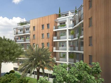 Blue Symphonie programme immobilier neuf Toulouse | Toulouse : tout pour la maison | Scoop.it