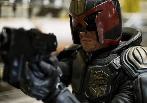 How 'Dredd 3D' Represents the Good, the Bad and the Ugly of Modern Action Movies | Transmedia: Storytelling for the Digital Age | Scoop.it