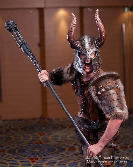 Creating Costume Armor with Wonderflex | Grandeur Nature | Scoop.it