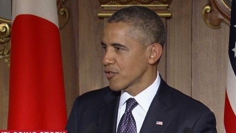 Inside Politics Speed Read: Pop quiz on Obama's rough foreign trip | Electile Dysfunction | Scoop.it