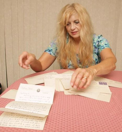 Woman hopes to return WWII letters to family - Billings Gazette | World at War | Scoop.it
