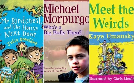 Dyslexia-friendly books by top children's authors - Telegraph.co.uk | Nambrok MARC Scheme | Scoop.it