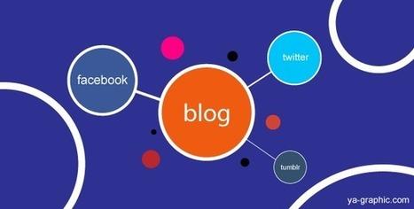 70 avantages du blog | Going social | Scoop.it