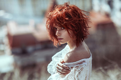 25 Perfect Portraits by Irina Dzhul | ART  | Conceptual Photography & Fine Art | Scoop.it