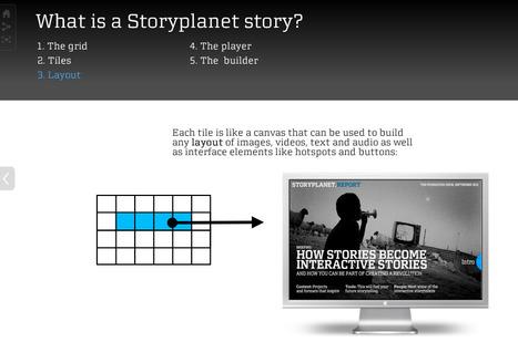 Storyplanet - a toolbox for creating expressive interactive content | Tecnologias educativas (para aprender... para formar) | Scoop.it