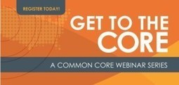 Gear Up for the Common Core State Standards with ASCD's Free Webinars | Common Core State Standards | Scoop.it