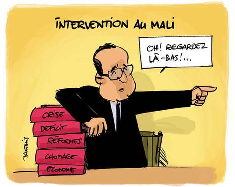 Intervention au Mali | Baie d'humour | Scoop.it