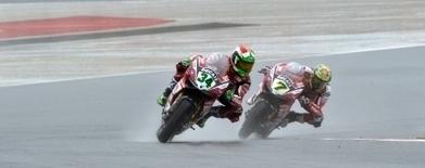 Ducati takes the double in WSBK | Ducati news | Scoop.it