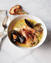 Provençal Fish Stew Recipe - Mark Sullivan | Food & Wine | À Catanada na Cozinha Magazine | Scoop.it